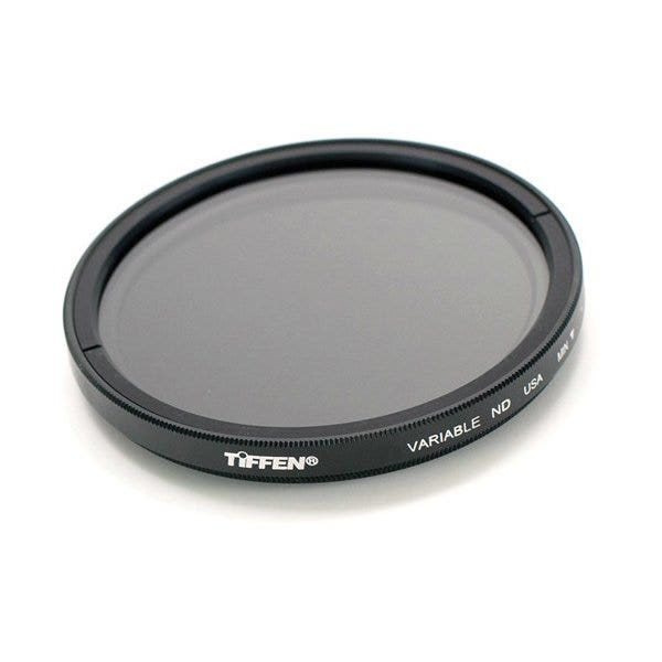 Tiffen Variable Neutral Density (ND) Filter (Various Circular Sizes)