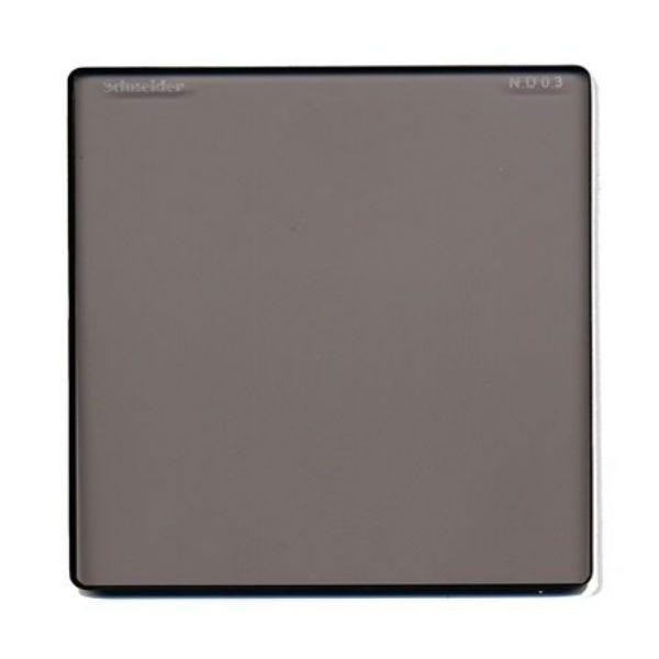 """Schneider Optics 4 x 4"""" Neutral Density (ND) 0.3 Water White Glass Filter"""
