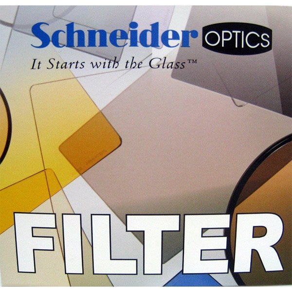 Schneider Optics Neutral Density (ND) 0.15 Camera Filter(Various Square Sizes)