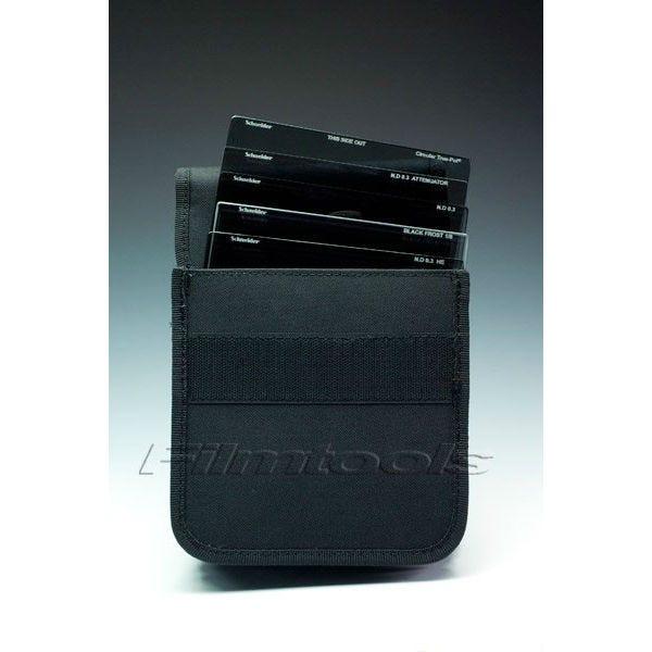 "Schneider Optics 5.65 x 5.65"" 5-Slot Filter Pouch"