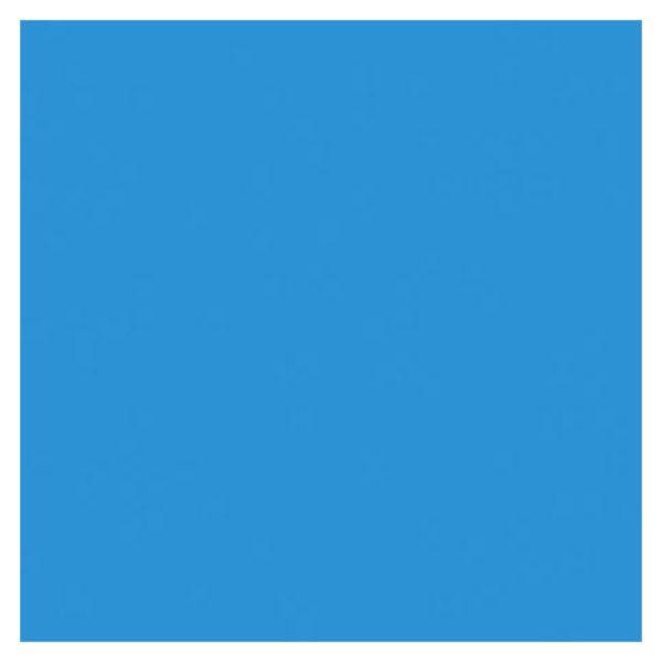 "Rosco Cinelux 362 Tipton Blue 48""x 25' Roll"