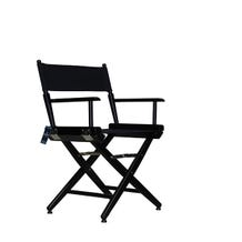 Film Craft Short Studio Director's Chair - Black