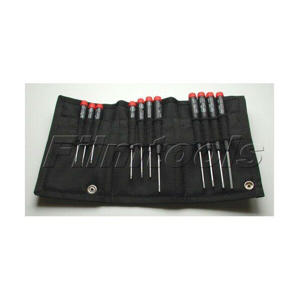 Wiha Straight-Tip Allen Key Set w/ Case
