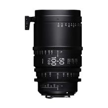 Sigma 50-100mm T2 High-Speed Zoom Lens - EF Mount