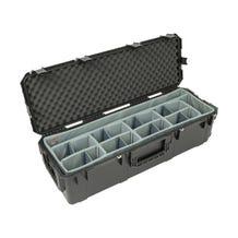 SKB iSeries 4213-12 Waterproof Case with Wheels with Think Tank-Designed Lighting/Stand Dividers & Lid Foam (Black)