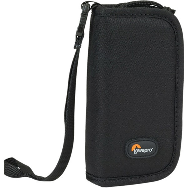 Lowepro S&F Memory Wallet 20 - Black