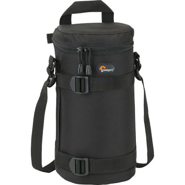 "Lowepro 11 x 26cm (4.3"" x 10.2"") Lens Case - Black"