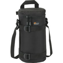 "Lowepro 13 x 32cm (5.11"" x 12.5"") Lens Case - Black"