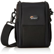 Lowepro S&F Lens Exchange Case 100 AW - Black