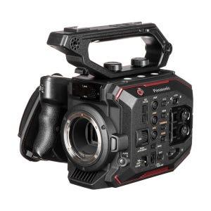 Panasonic EVA1 Tasked To Lens Nature Documentary 2