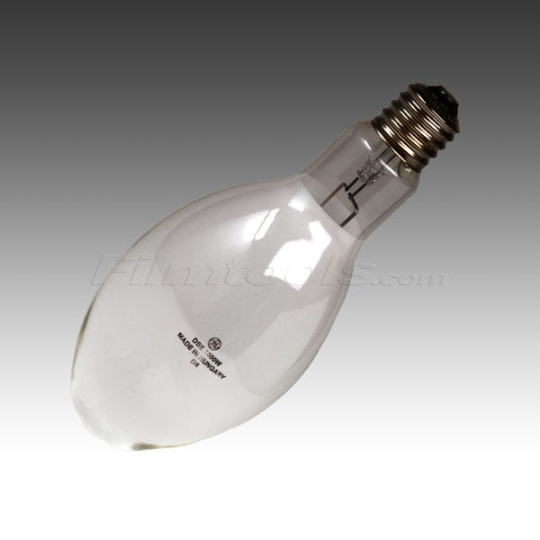 GE DSE/Q1000 Halogen Incandescent Light Bulb 3200K (1000W/120V)
