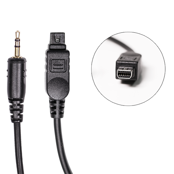 eMotimo Camera Shutter Cable- CLDC0