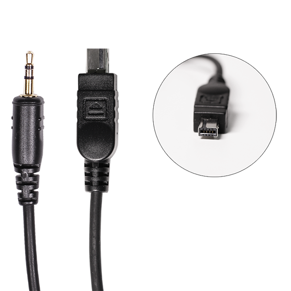 eMotimo Camera Shutter Cable - CLDC2