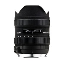 Sigma 8-16mm f/4.5-5.6 DC HSM Ultra-Wide Zoom Lens (EF Mount)
