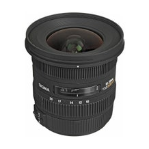 Sigma 10-20mm f/3.5 EX DC HSM Autofocus Zoom Lens For EF-S Mount