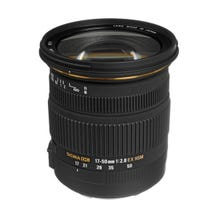 Sigma 17-50mm f/2.8 EX DC OS HSM Zoom Lens for DSLRs with APS-C Sensors