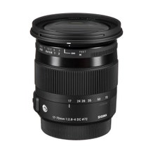 Sigma 17-70mm f/2.8-4 DC Macro OS HSM Lens for EF Mount