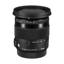Sigma 17-70mm f/2.8-4 DC Macro OS HSM Lens for EF Mount