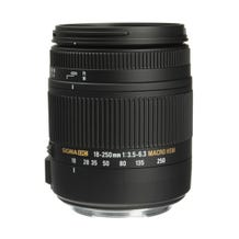 Sigma 18-250mm F3.5-6.3 DC Macro OS HSM for EF Mount