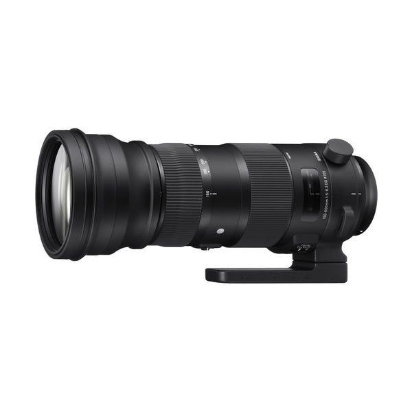 Sigma 150-600mm f/5-6.3 DG OS HSM Sports Lens for EF Mount