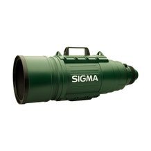 Sigma APO 200-500mm f/2.8 EX DG Lens - Green (EF Mount)