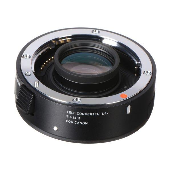 Sigma TC-1401 1.4x Teleconverter for EF Mount