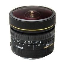 Sigma 8mm f/3.5 EX DG Circular Fisheye Lens for EF Mount