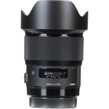 Sigma 20mm f/1.4 DG HSM Art Lens - Various Mounts