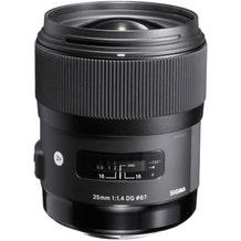 Sigma 35mm f/1.4 DG HSM Art Lens for EF Mount