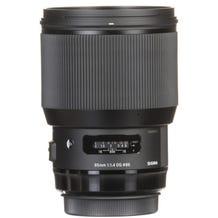 Sigma 85mm f/1.4 DG HSM Art Lens - Various Mounts