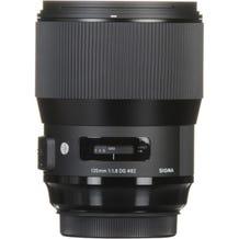 Sigma 135mm f/1.8 DG HSM Art Lens - Various Mounts