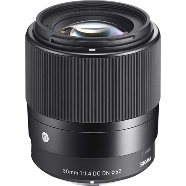 Sigma 30mm f/1.4 DC DN Contemporary Lens for Micro Four Thirds