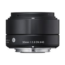 Sigma 30mm f/2.8 DN Lens for Micro Four Thirds Cameras - Various Colors