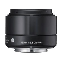 Sigma 19mm f/2.8 DN Lens for Micro Four Thirds Cameras (Various)