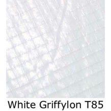 Matthews Studio Equipment 20 x 20' Butterfly/Overhead Fabric - White, White T55 Griff