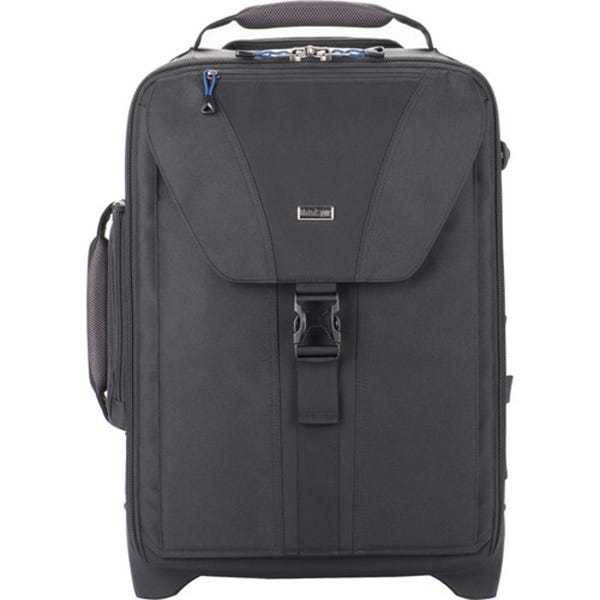 Think Tank Photo V2.0 Airport TakeOff Rolling Camera Bag - Black