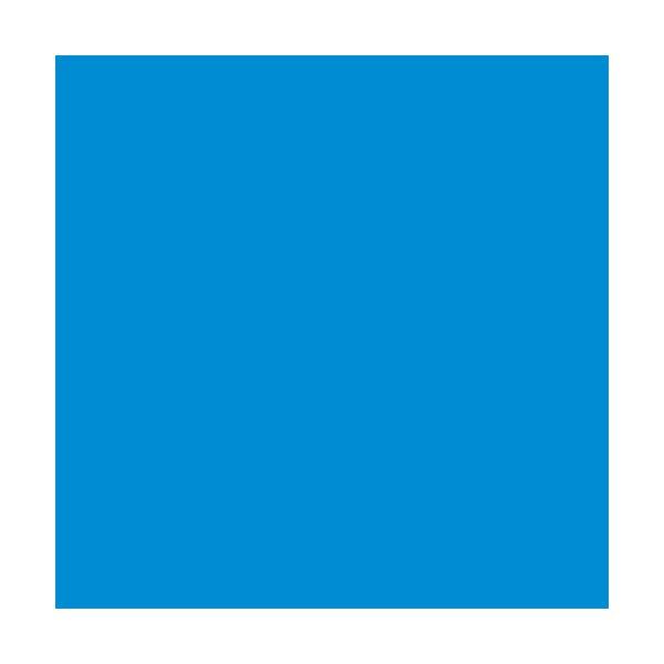 """Lee Filters 48""""x 25' Gel Roll - Bray Blue"""