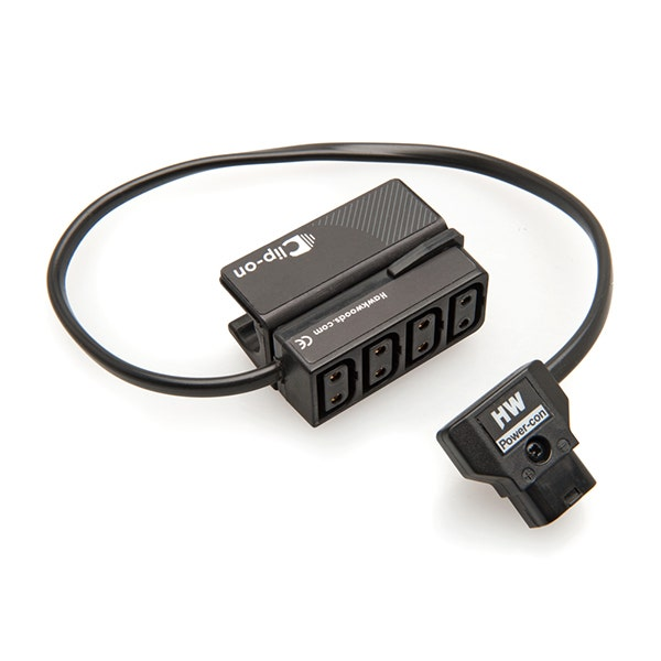 Zacuto Gripper Series P-Tap Adapter