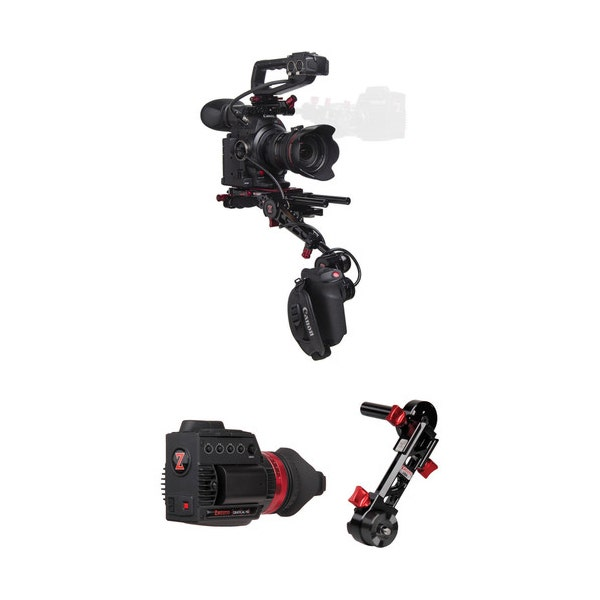 Zacuto C100 Mark II Gratical HD Recoil Pro V2 Bundle