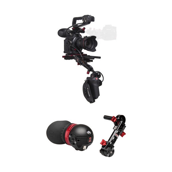 Zacuto C100 Mark II Gratical Eye Bundle