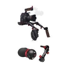 Zacuto C200 With Dual Grips - Gratical Eye Bundle