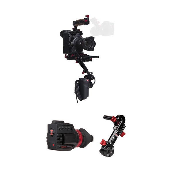 Zacuto Gratical HD Bundle for Canon C300 Mark II