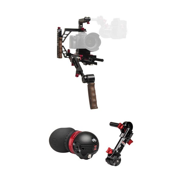 Zacuto Gratical Eye Indie Recoil Pro Bundle