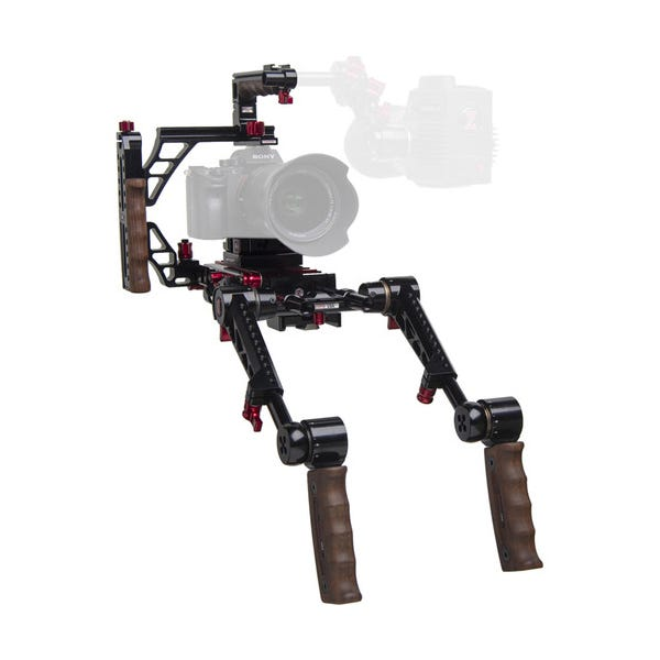 Zacuto Indie Recoil with Dual Trigger Grips