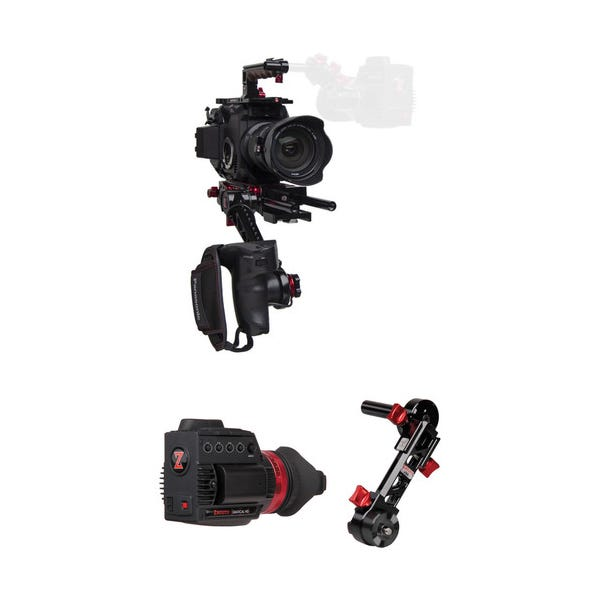 Zacuto Gratical HD Recoil Pro Bundle for EVA1