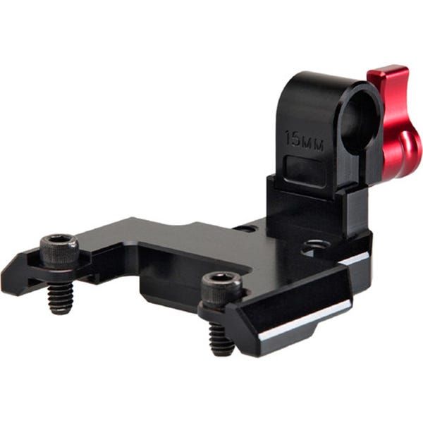 Zacuto 15mm Rod Lock with Top Plate for Sony FS7