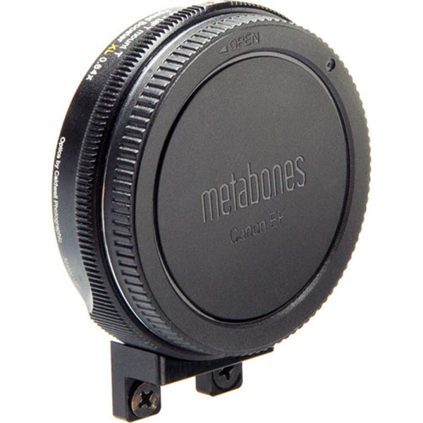 Zacuto Metabones Adapter Support for Panasonic GH5 Cage