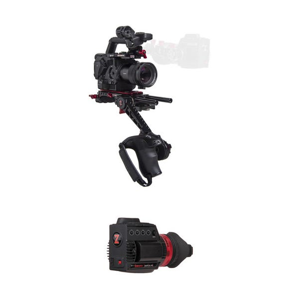 Zacuto Sony FS5/FS5 II Gratical HD Bundle