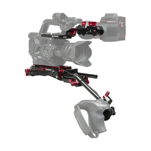 Zacuto EVF Recoil Kit for Sony FS5 Camera
