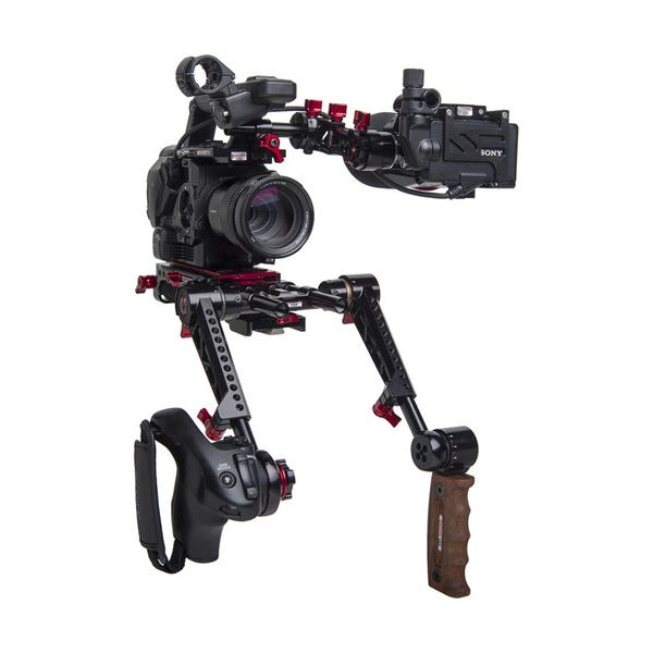 Zacuto Sony FS5/FS5M2 Z-Finder Recoil with Dual Trigger Grips